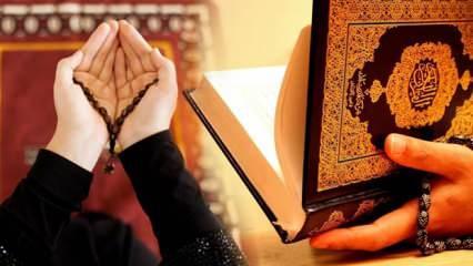 İnşirah suresi okunuşu ve anlamı! Yüreği ferahlatan sıkıntılara çare olan İnşirah suresinin fazileti
