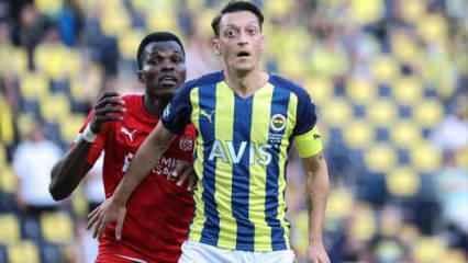 Mesut Özil'den Alman basınına flaş sözler!