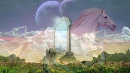 Rüyada ata binmek ne demek? Rüyada beyaz at öldürmek...