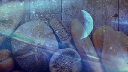 Rüyada ekmek yapmak ne demek? Rüyada somun ekmek yemek neye işaret eder?