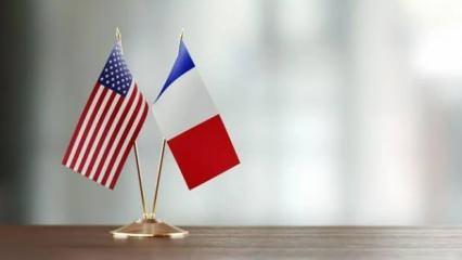 Son dakika: Fransa, Washington ve Canberra'daki Büyükelçilerini geri çağırdı