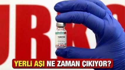 Yerli aşı Turkovac ne zaman çıkacak? Turkovac kimlere vurulabilecek? Yan etkileri neler?