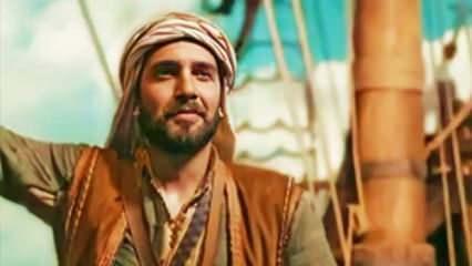 Barbaroslar 'Hızır Reis' kimdir? Ulaş Tuna Astepe kaç yaşında, nereli ve evli mi?