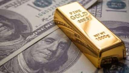 Altının kilogramı 493 bin 500 liraya yükseldi