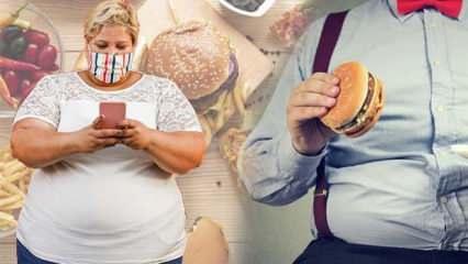 Pandemi döneminde obezite arttı! 'Obezitenin aşısı yok'