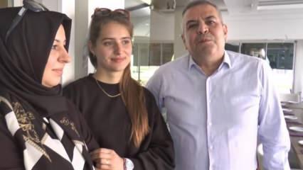 Alman Dayala Derya oldu! Türk ailenin yanında hem İslam'ı hem Türkçe'yi öğrendi