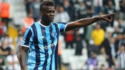 Beşiktaş'tan Mario Balotelli tepkisi!