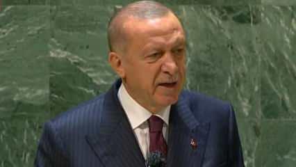 Cumhurbaşkanı Erdoğan: Gelecek ay Meclis onayına sunuyoruz