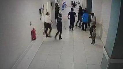 Doktora saldıran kişi tutuklandı