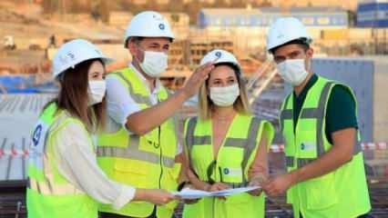 Erdoğan'ın ziyareti Akkuyu NGS'nin Türk mühendislerini heyecanlandırdı