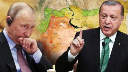 Erdoğan'la görüşmesi öncesi Putin'den PKK'ya özerklik mesajı