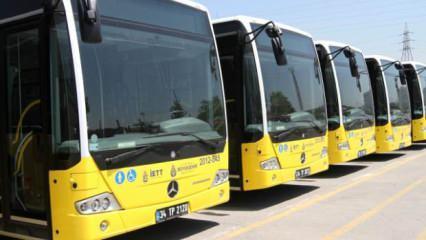 İETT en az lise mezunu 300 otobüs şoförü alımında son gün! Başvuru ekranı ve şartları...