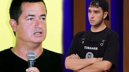MasterChef Türkiye'den ayrılan Tunahan'a Acun Ilıcalı'dan kaçırılmayacak teklif! Kazancını katlayacak