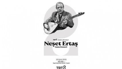 Neşet Ertaş özel konserle TRT 2'de anılacak