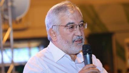 ÖNDER Onursal Başkanı İbrahim Solmaz'dan 'Cübbeli Ahmet'e tepki