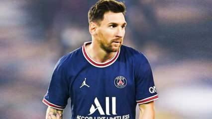 PSG'de Lionel Messi şoku!