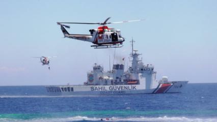Sahil Güvenlik Komutanlığı lise mezunu uzman erbaş alımı devam ediyor!
