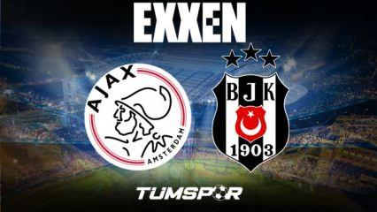 Ajax Beşiktaş maçını veren yabancı kanallar! Beşiktaş Şampiyonlar Ligi maçı şifresiz nasıl izlenir?