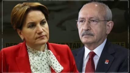 Deprem etkisi yaratan sözlerle Akşener'den Kılıçdaroğlu'na örtülü mesaj