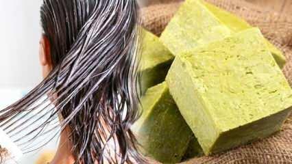 Bıttım sabunu faydaları nelerdir? Bıttım sabununun saçlara faydaları...