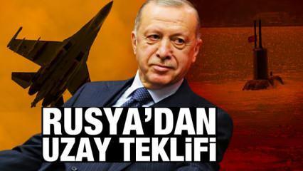Erdoğan'dan Almanya'ya denizaltı sitemi! Bir açıklama da Rus savaş uçaklarıyla ilgili