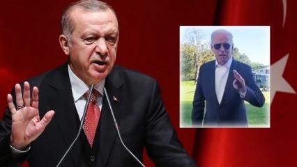 Erdoğan'ın S-400 resti sonrası Biden'dan tek cümlelik cevap