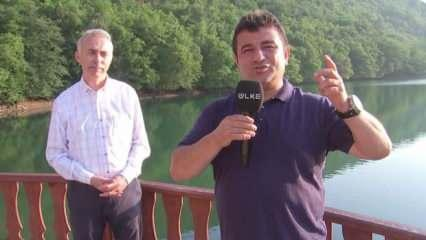 Harun Şen şehzadeler şehri Amasya'da