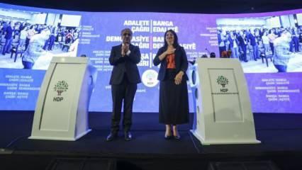 HDP'nin deklarasyonu için dikkati çeken yorum: Gayriciddi