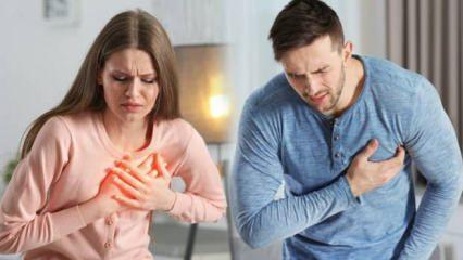 Kalp yetmezliği 10 yıl sonra en sık görülen hastalık olacak