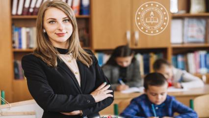 MEB sözleşmeli öğretmen atama başvuruları başladı! Başvuru kılavuzu, kontenjan...
