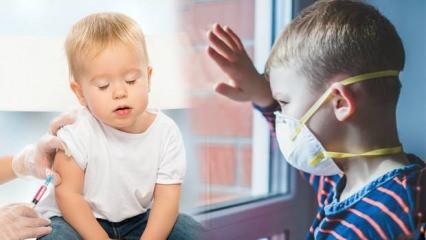 Uzmanlardan kronik hasta çocuklar için koronavirüs aşısı uyarısı!