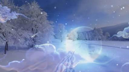 Rüyada kar yağdığını görmek neye işaret eder? Rüyada lapa lapa kar yağdığını görmek...