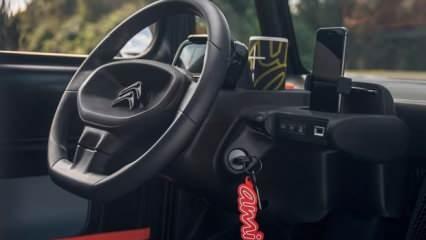 Türkiye'nin en ucuz arabası 61 bin TL'ye bayilerde! Citroen AMİ Özellikleri ve tasarımı