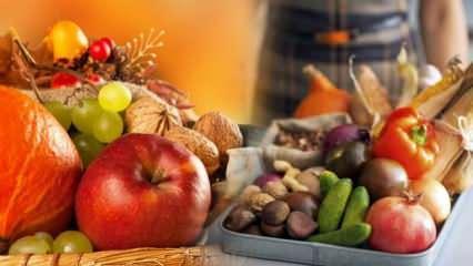 Yağ yakan sonbahar diyeti nasıl yapılır? Bağışıklık sistemini güçlendiren sonbahar detoksu...