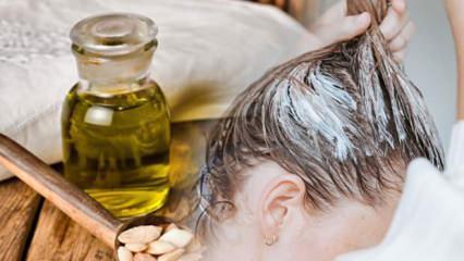 Argan yağı saça nasıl uygulanır? Argan yağının saça faydaları nelerdir?