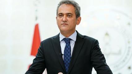 Okullar kapanacak mı? sorusuna Milli Eğitim Bakanı Özer'den son dakika açıklaması