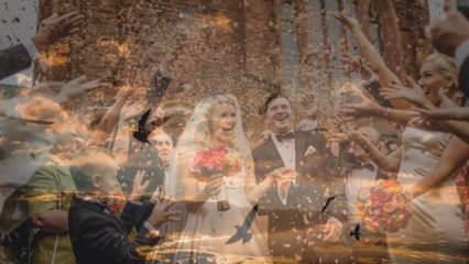 Rüyada düğüne gitmek ne demek? Rüyada düğün yemeği görmek ne demek?