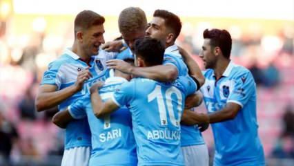 Trabzonspor haftayı lider tamamladı!