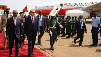 11 Bakan ile Türkiye'ye gelmişti! Erdoğan'ın ziyareti dönüm noktası olacak