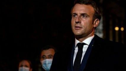 Cezayir Alimler Birliği Başkanı Kasum'dan Macron'a Osmanlı resti