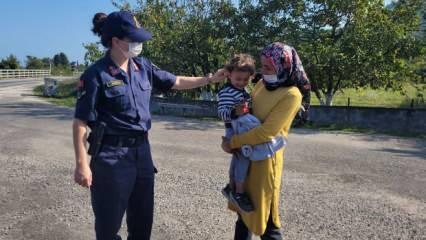 Dalgınlığın böylesi pes dedirtti! 3 yaşındaki çocuğunu ormanda kaybetti