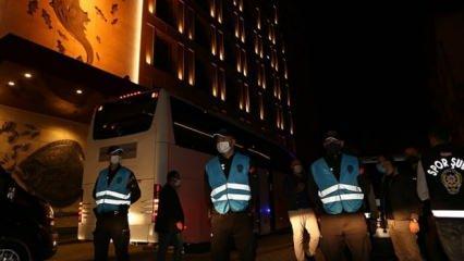 Fenerbahçe için güvenlik önlemi!