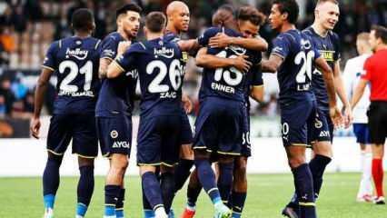Fenerbahçe'nin muhtemel Trabzonspor 11'i!