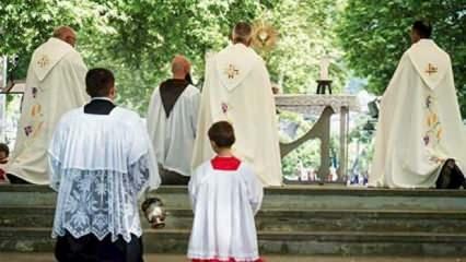 Fransa hükumetinden çocuk istismarıyla ilgili rahiplere çağrı