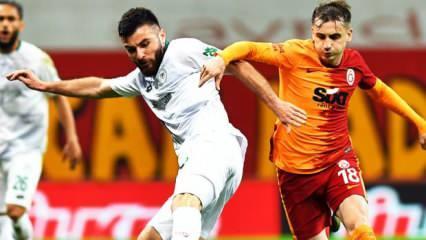 Galatasaray - Konyaspor! Muhtemel 11'ler