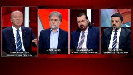 Kemal Kılıçdaroğlu'nun 'siyasi cinayet' iddiasına Muharrem İnce'den tepki