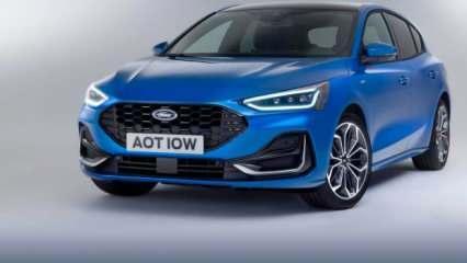 Makyajlı Ford Focus görücüye çıktı!