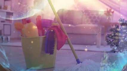 Rüyada temizlik yapmak ne demek? Rüyada başkasının evini temizlemek neye işaret eder?