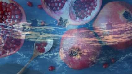 Rüyada nar taneleri görmek ne anlama gelir? Rüyada nar yemek neye işarettir?