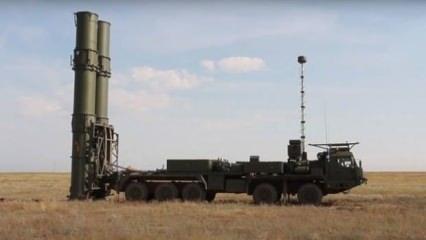 Rusya ilk S-500'ü aktif edip Moskova'ya konuşlandırdı